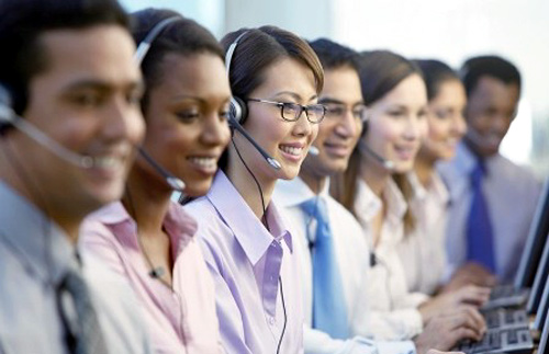 The diversity of call center agents