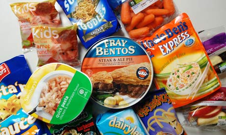 lifestyle of employees - convenience food