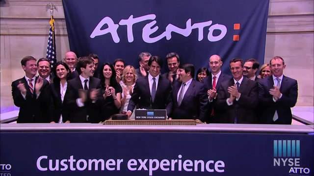 Atento executives