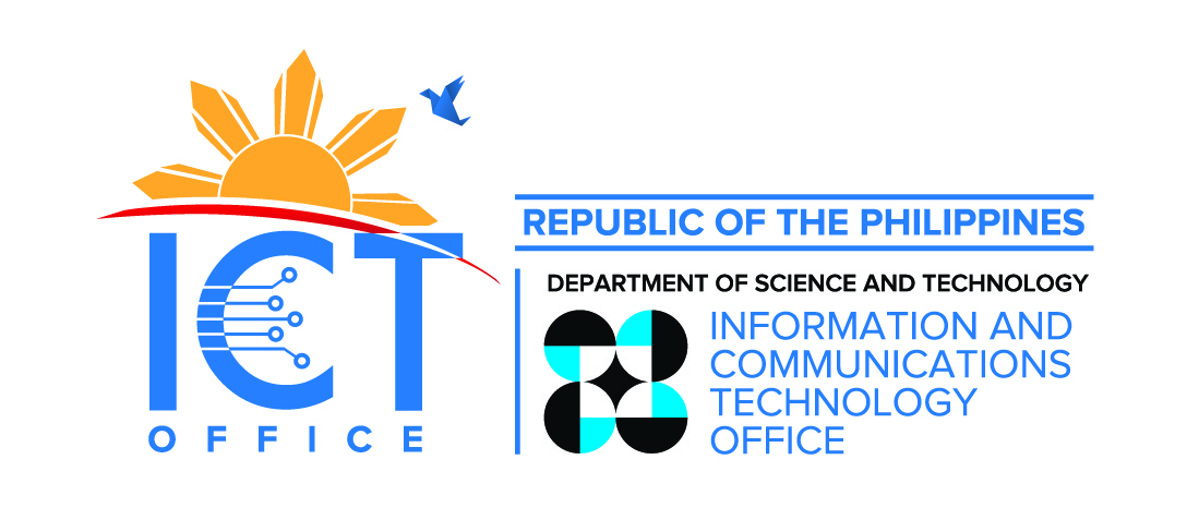 Official logo of DICT Philippines