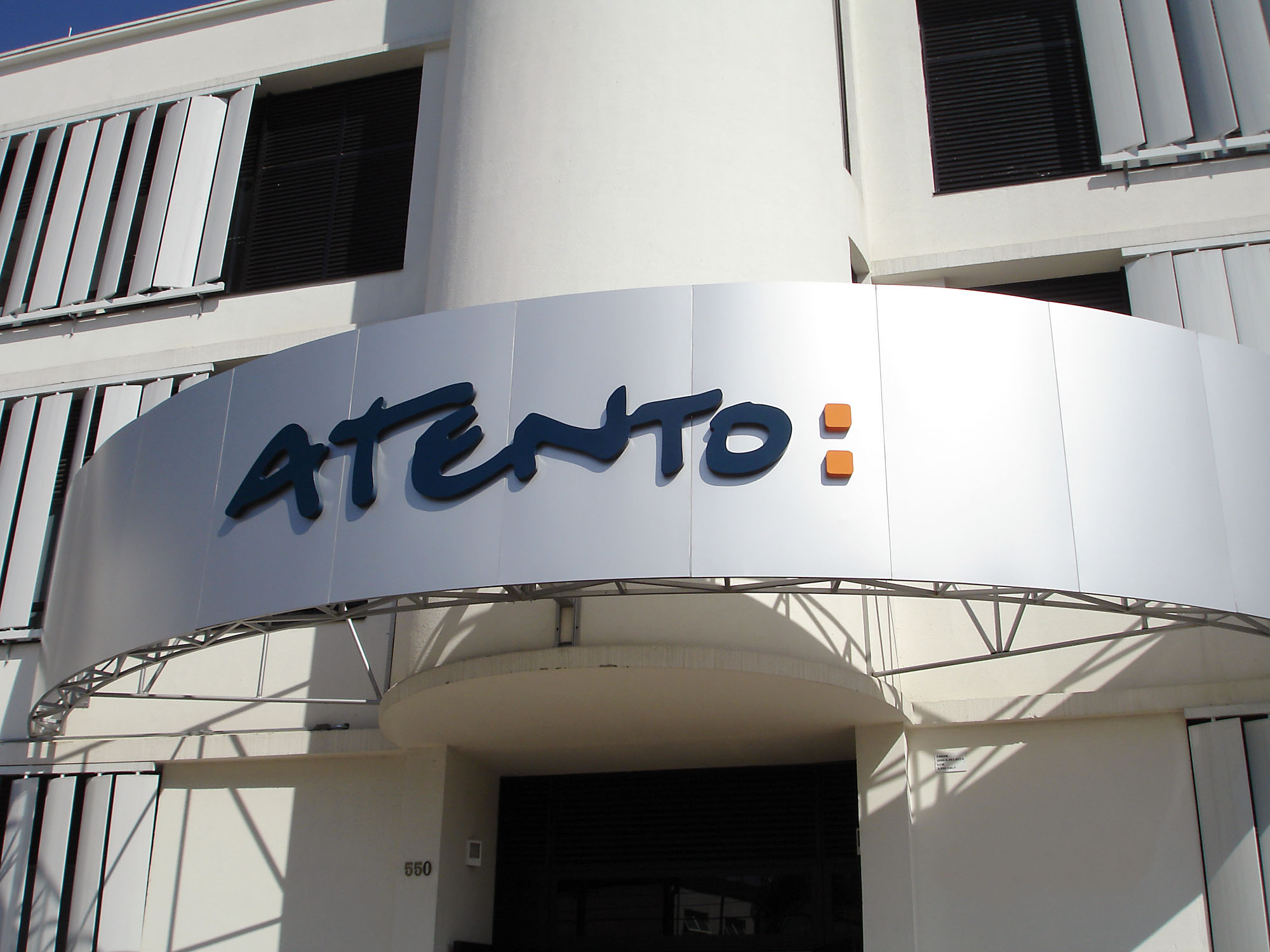 Tv Service Providers >> Contact Center of the Year in Brazil: Atento - Outbounders TV