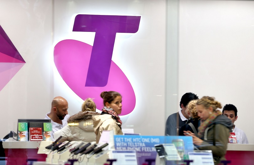 Telstra lay-off