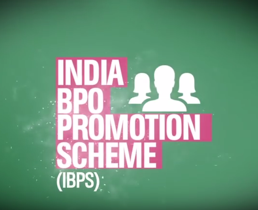 Indian government BPO scheme