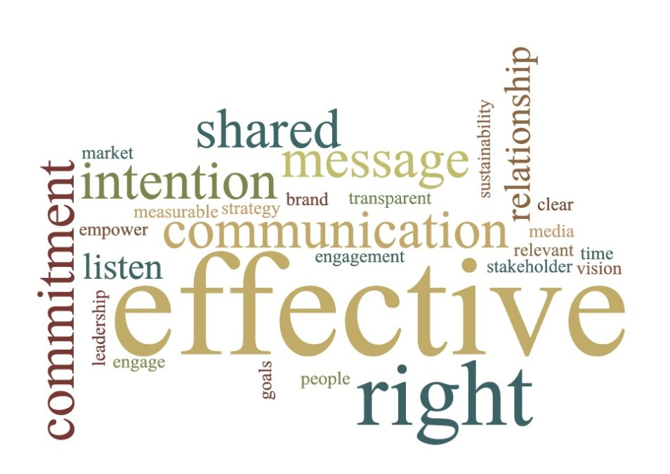 importance of communication in service industry Communication is essential in all aspects of life, whether interaction is achieved through words, writing, or actions without effective communication the importance of client communication.
