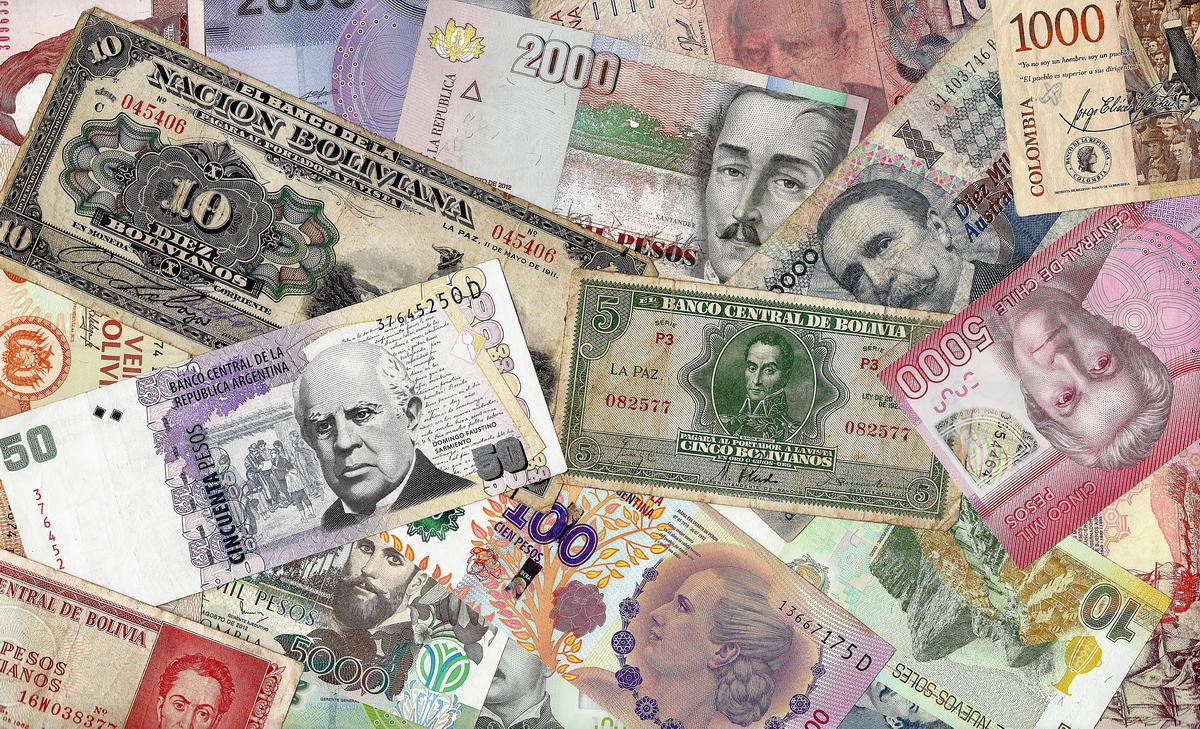 latin america currency