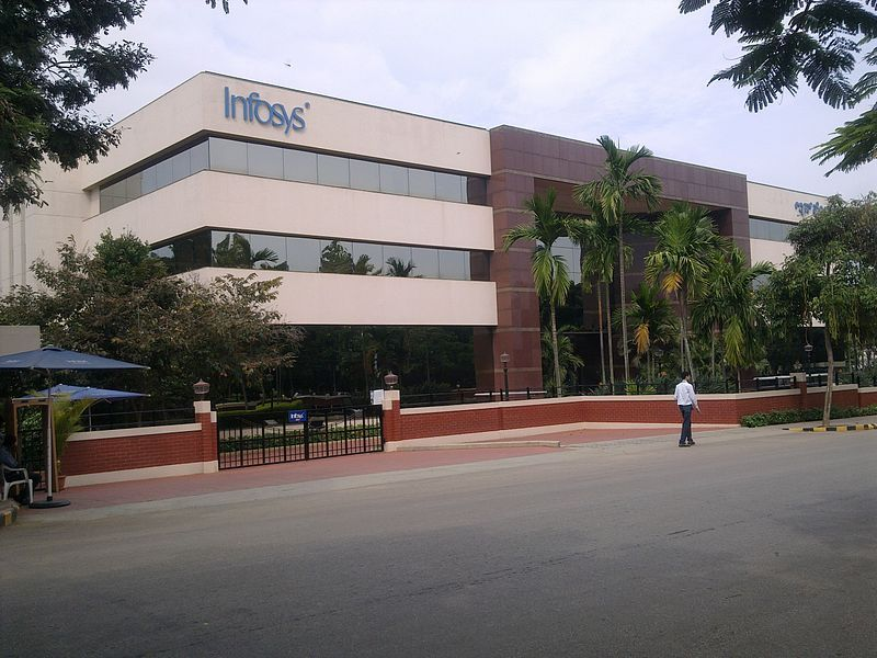 Infosys executives exits
