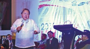 Joel Mari Yu, Mayor Tomas Osmeña's point man for business and economic development, Photo From: http://gallery.sunstar.com.ph/