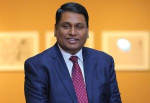 """Vijay has been a transformational leader in the company leading from the front. His vision and flawless execution track record best position him for taking our journey forward. I wish him all the very best"" -SIV NADAR Chief Strategy Officer, HCL Photo From: http://www.thehindubusinessline.com/"