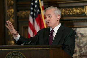 Gov. Mark Dayton  Photo From: https://www.mprnews.org