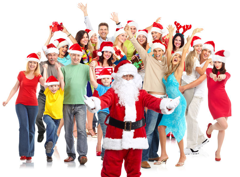 group christmas party ideas