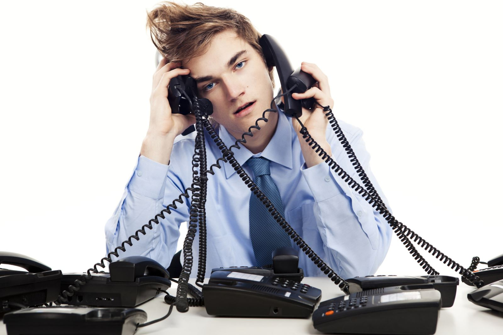 The end of the line - Call centres