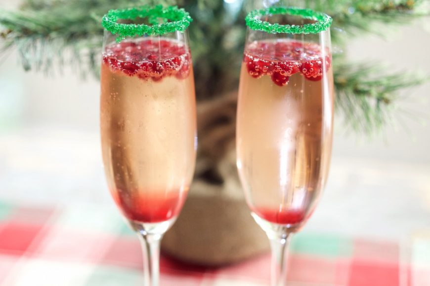 Christmas Alcoholic Drinks.Non Alcoholic Drinks You Can Serve On Christmas Parties